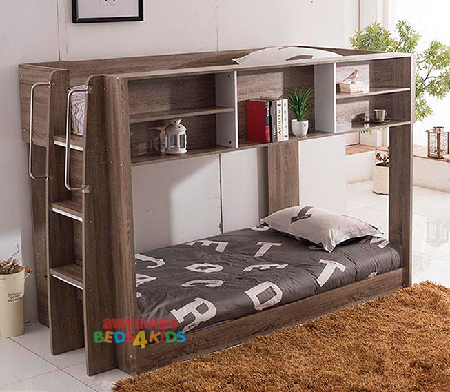 Daintree Single Over King Single Bunk Bed