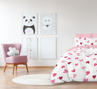 Gemma Glow In The Dark Quilt Cover By Jelly Bean Kids