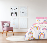 Goldie Glow In The Dark Quilt Cover By Jelly Bean Kids