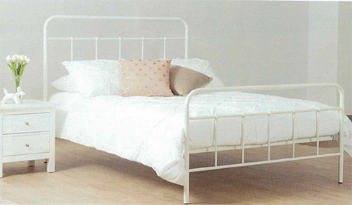 Vintage Bed Frame Is A Classic Inspired Design, Which Is Perfect For The  Little Princess