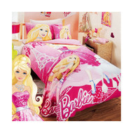 Barbie  Single Quilt Cover