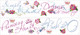 Bring the enchantment of the Disney Princess characters to your little girl's room with these beautiful phrases wall decals.