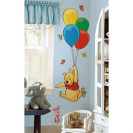 Pooh & Piglet Giant Wall Decals
