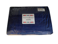 King Single Navy Sheet Set By Home2Bed