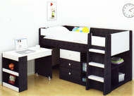 The Reagan midi sleeper is a great space saver solution for all kids bedrooms.