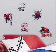 Ultimate Spider-Man Graphic Wall Stickers