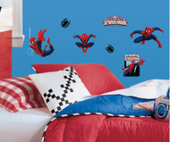Ultimate Spiderman Stickers