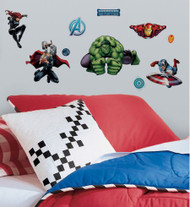 Avengers Assemble Wall Stickers
