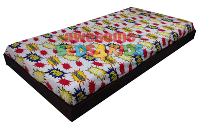 Kado Budget Trundle is the perfect solution for kids sleepovers, spare bed for guests.