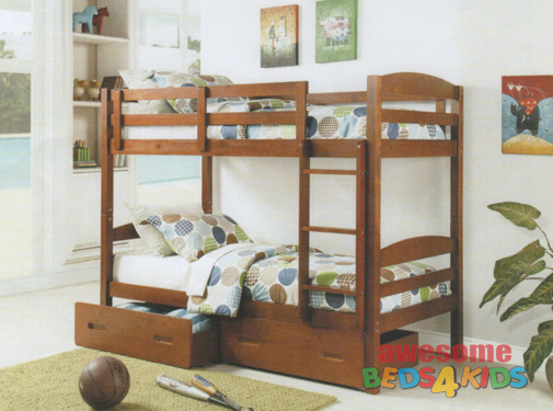 Bravo Single Bunk Bed Single Bunk Bed Timber Bunk Bed Kids Bunk Beds Single Timber Bunk Bed Awesome Beds 4 Kids