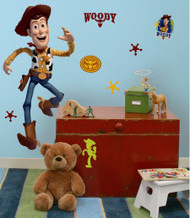 Toy Story Woody Giant Wall Sticker