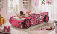 Girl Racer Car Bed