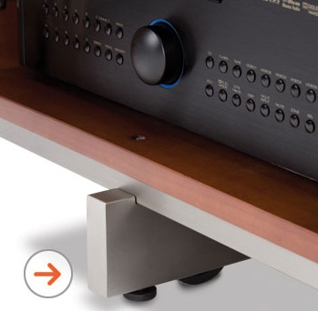 Bdi Furniture Home Theater Zen Electronics