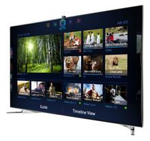 "Samsung 75"" LED 1080P 3D HDTV - UN75F8000"