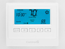 Control4 Wireless Thermostat - CCZ-T1-W