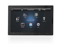 "Control4 7"" In-Wall Touch Screen (Black) - C4-TSWMC7-EG-BL"