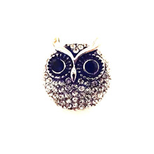 HORNED OWL SNAP JEWEL