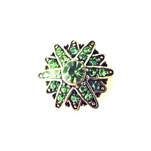 ALEXANDRIA EMERALD SNAP JEWEL
