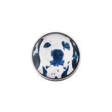 DOG DALMATION SNAP JEWEL