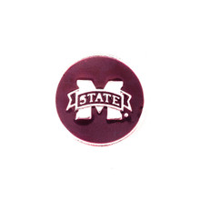 COLLEGIATE MISSISSIPPI STATE BULLDOGS SNAP JEWEL
