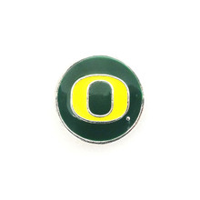 COLLEGIATE OREGON DUCKS SNAP JEWEL
