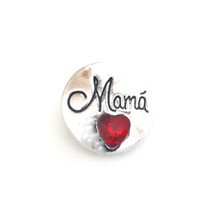 RED HEART MAMA SNAP JEWEL