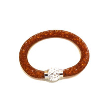 VENETIAN ICE COPPER SINGLE BRACELET