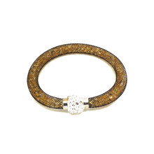 VENETIAN ICE GOLD SINGLE BRACELET