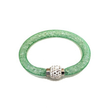 VENETIAN ICE GREEN SINGLE BRACELET