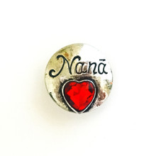 RED HEART NANA SNAP JEWEL