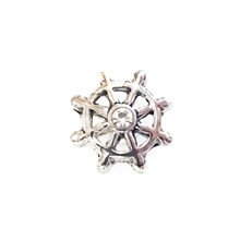 MINI SHIPS WHEEL SNAP JEWEL