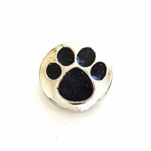 BIG DOG PAW PRINT SNAP JEWEL