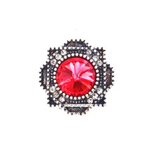 RUBY LANTERN SNAP JEWEL