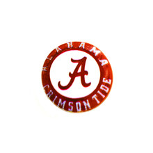 COLLEGIATE ALABAMA CRIMSON TIDE SNAP JEWEL