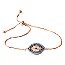 APHRODITE GREEK GODDESS EYE BRACELET