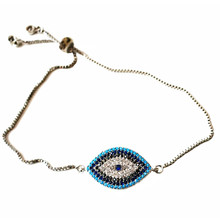 ARTEMIS GREEK GODDESS EYE BRACELET