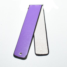 HALF INCH INTERCHANGEABLE BAND - PURPLE/WHITE