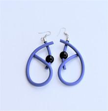 CALDER BLUE EARRINGS