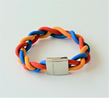 NEO TWISTED MULTICOLOR MAGNETIC BRACELET