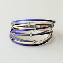 MAGNETIC LEATHER - LIBBY