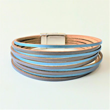 MAGNETIC LEATHER - LEO
