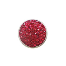 FUSCHIA JEWELLED SNAP JEWEL
