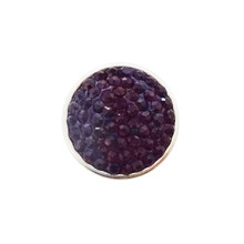 AMETHYST JEWELLED SNAP JEWEL