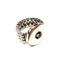 SNAP JEWEL STRETCH RING