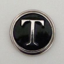 GREEK TAU SNAP JEWEL
