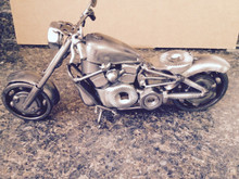 HDVR Motorcycle 9 x 4 x 5