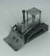 Handcrafted Found Art  Front End Loader  5 x 2 x 3