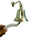 Brass Nautical Bell
