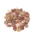 "Tumbled Pebbles Stone Agate Rose Quartz (3/4""-1.5"")"