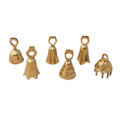 "Brass Bells 2"" (Set of 24)"